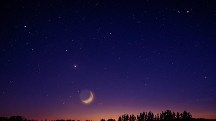 Лунный календарь на 10 декабря