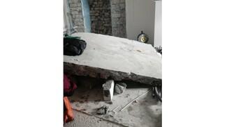 Из-за обрушения стены в многоквартирном доме Самары погиб мужчина
