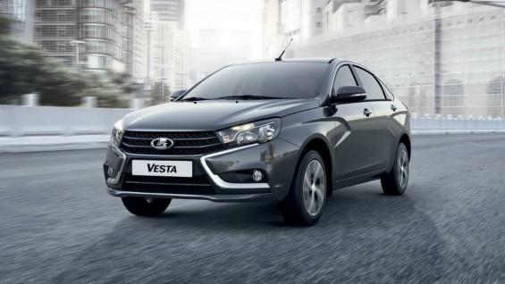 «АВТОВАЗ» сообщил об отзыве автомобилей марки Lada Vesta