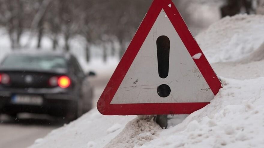 За минувшие сутки на территории Самарской области зарегистрировано 9 ДТП