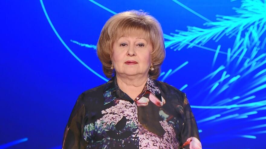 Поздравление с Новым 2021 годом уполномоченного по правам человека в Самарской области Ольги Гальцовой
