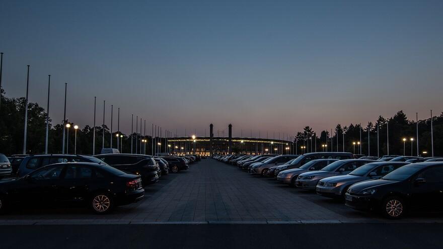 Места платной парковки организуют в Самаре в 4 квартале 2021 года