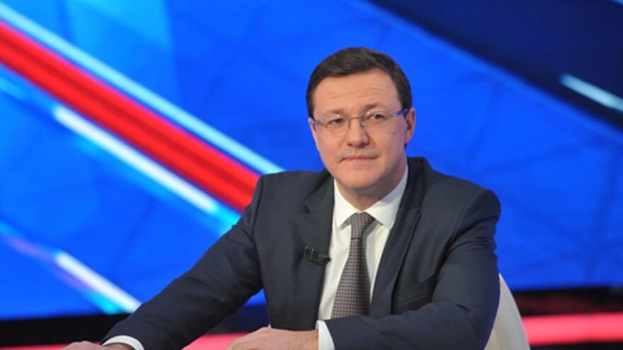 Глава региона Дмитрий Азаров -  в программе «Главная тема» сегодня в 19.00