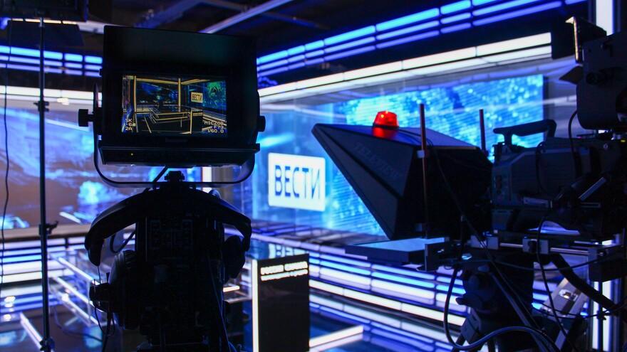 В понедельник главная информационная программа  региона «Вести Самара» вышла в эфир из новой студии