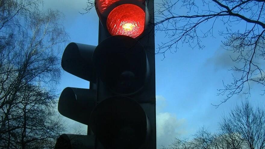В Самаре на Ново-Садовой выключили светофор