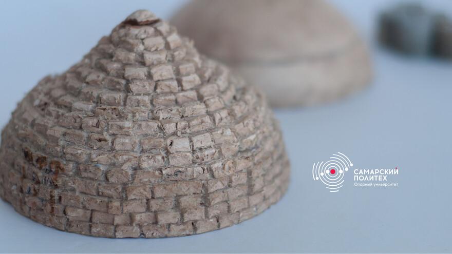 Ученые Самарского политеха разработали лунные кирпичи