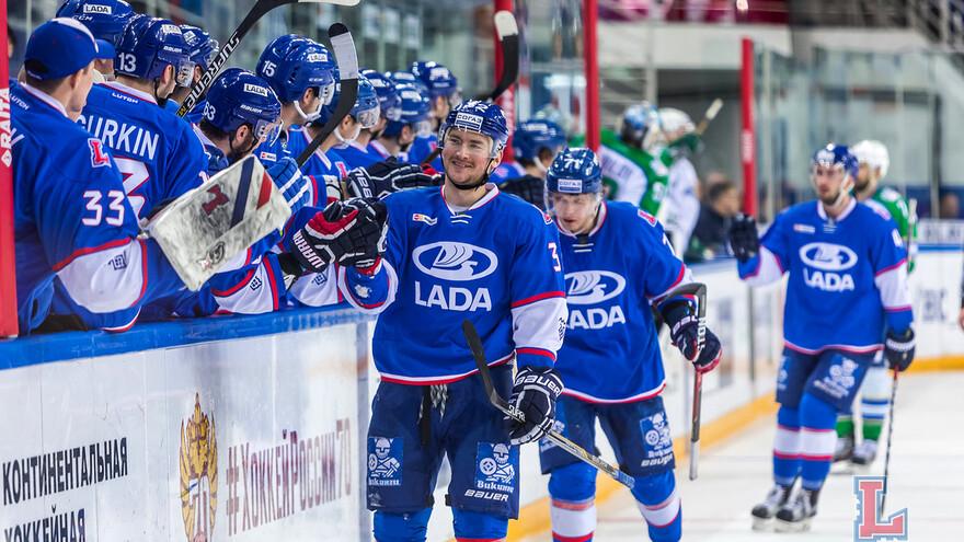 Тольяттинская «Лада» подала пакет документов для участия в чемпионате Высшей хоккейной лиги  нового сезона