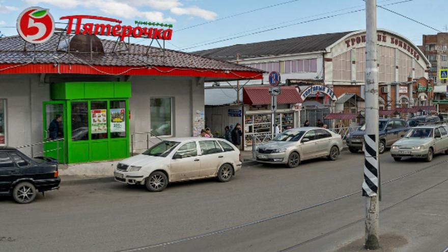 """В Самаре за пристрой к """"Пятерочке"""" компанию оштрафовали на миллион"""