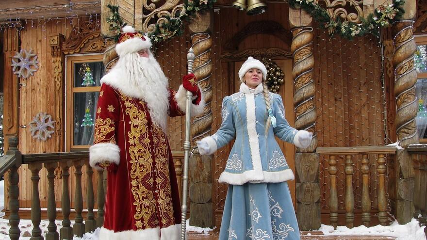 Самарцы требуют пустить Деда Мороза и Снегурочку в детские сады