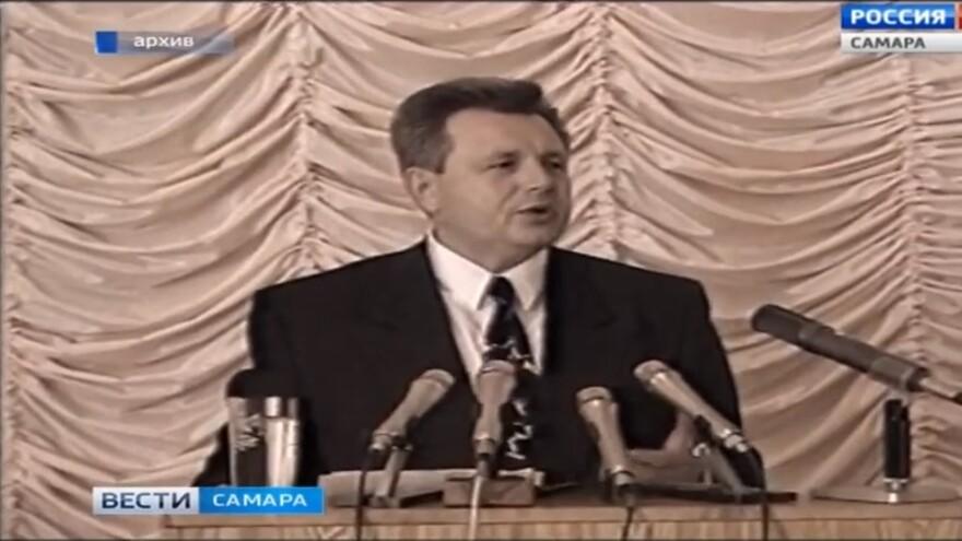 Константин Титов отмечает 75-летний юбилей