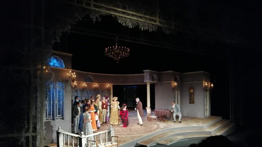 """На новой сцене театра """"СамАрт"""" прошел премьерный спектакль"""