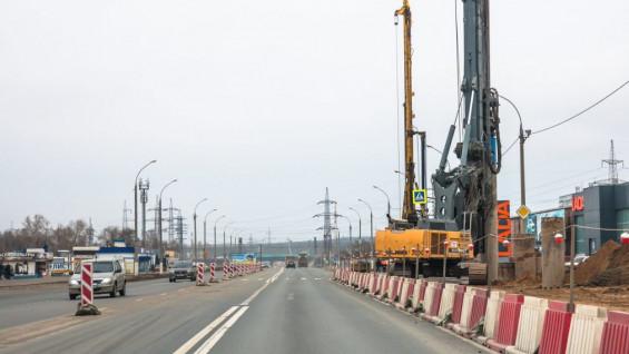 В Самарской области ограничат движение грузовиков по трассе М5