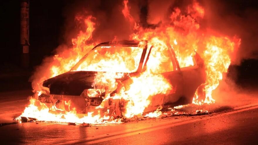 В Самарской области пожигатель автомобиля пойдет под суд