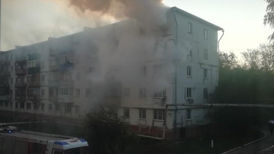 Двое детей погибли при пожаре в Самарской области