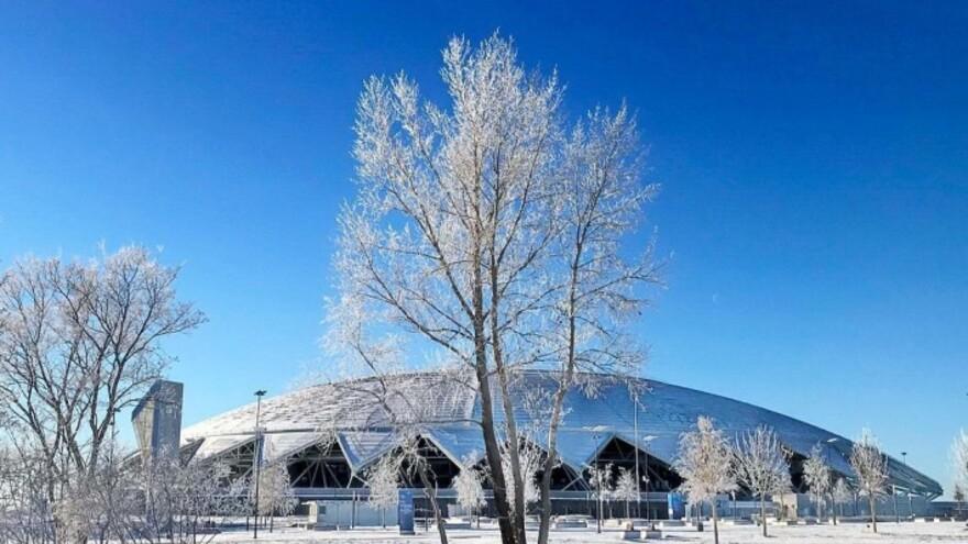 """У """"Самара Арены"""" построят хоккейный центр"""