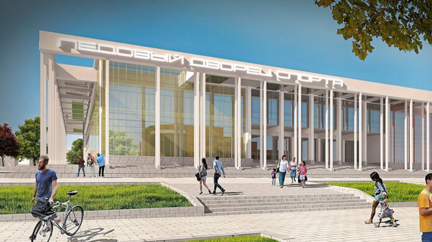 Автор проекта нового Дворца спорта в Самаре прокомментировал нехватку мест на трибуне