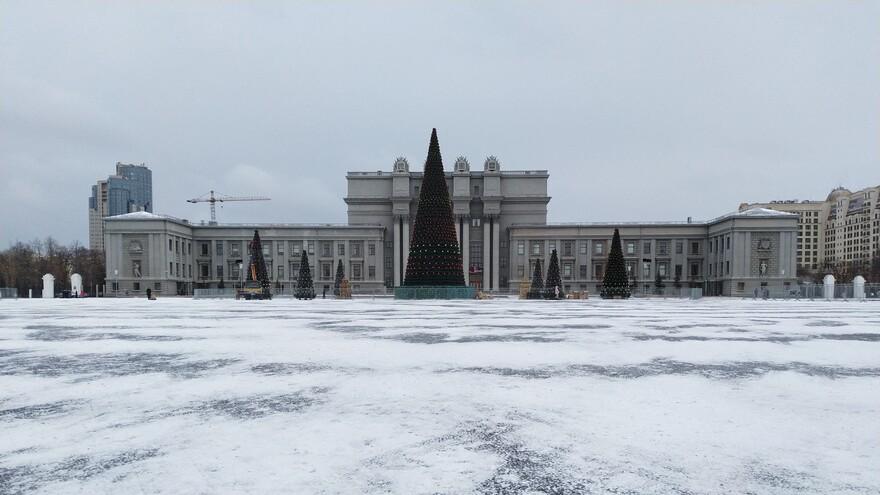 В Самарскую область за потеплением идёт мороз