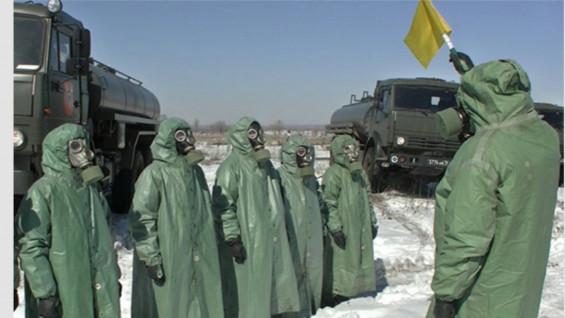 В Самарской области военные готовятся противостоять коронавирусу
