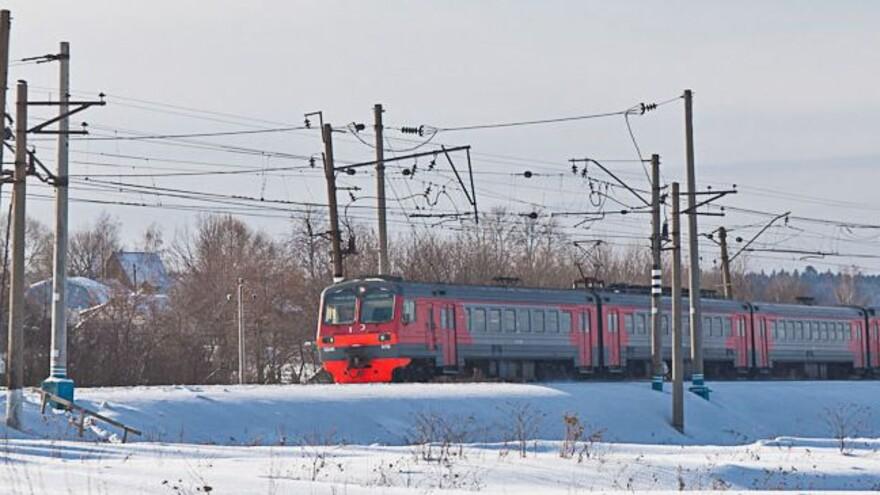 В Самарской области отменят электрички в новогодние праздники