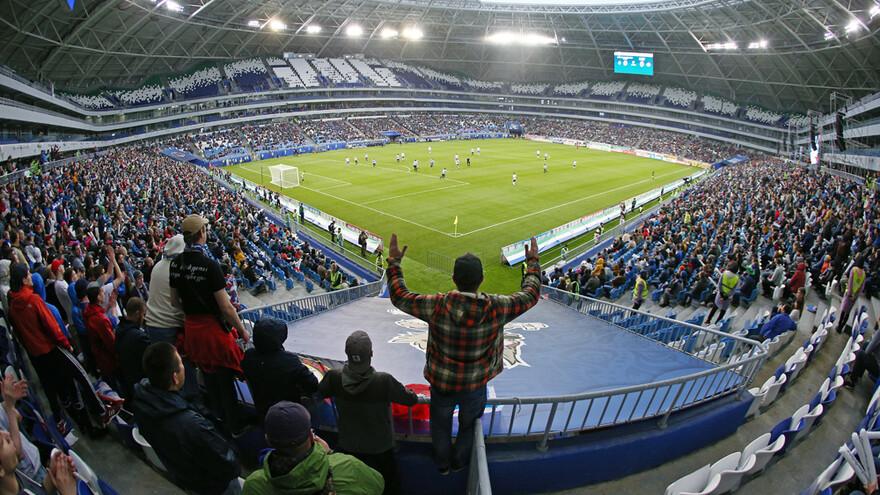 ФК Оренбург не хочет играть на Самара-Арене