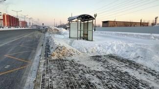 Все для людей: в Самаре очень странно чистят снег