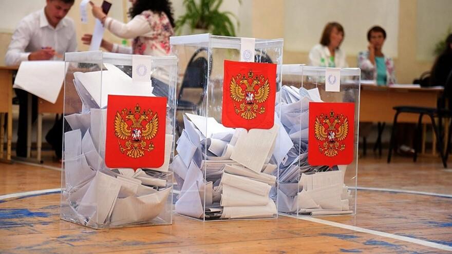 Избирком озвучил предварительные итоги выборов в Самарской области