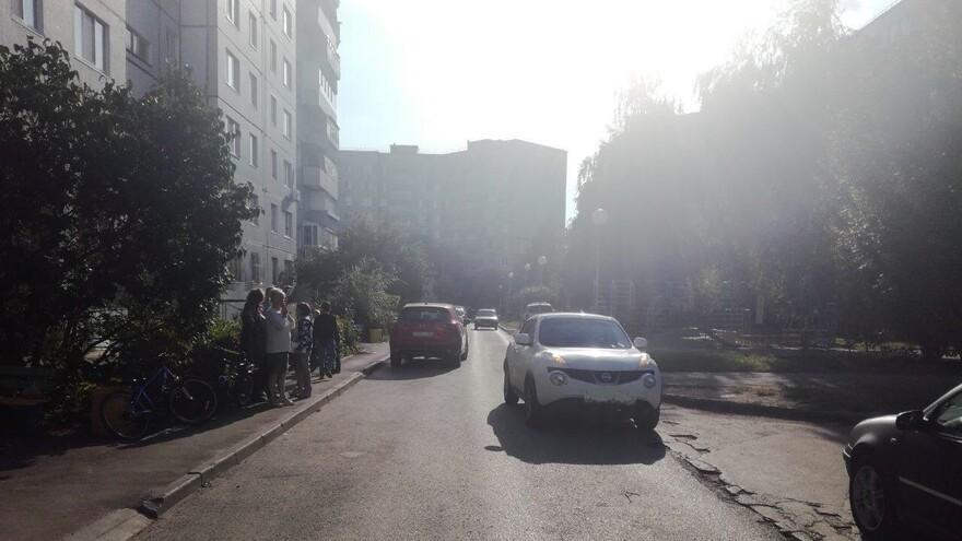 В Тольятти двое детей пострадали в ДТП