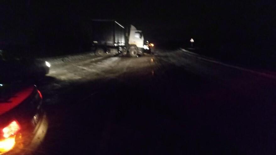 В Самарской области произошла смертельная авария на трассе Тольятти - Ташёлка