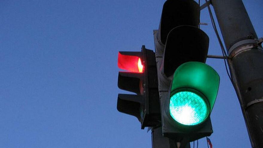 В Сызрани погасли светофоры - водители сообщают о пробках