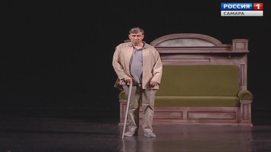 В Самаре заслуженный артист России отметил свой юбилей