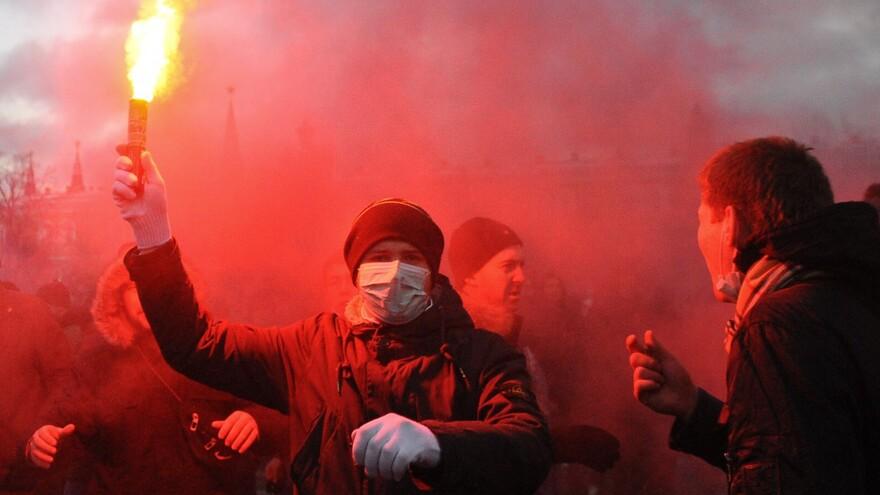 Фанатам-экстремистам не позволили сорвать мероприятия Чемпионата мира по футболу в Самаре