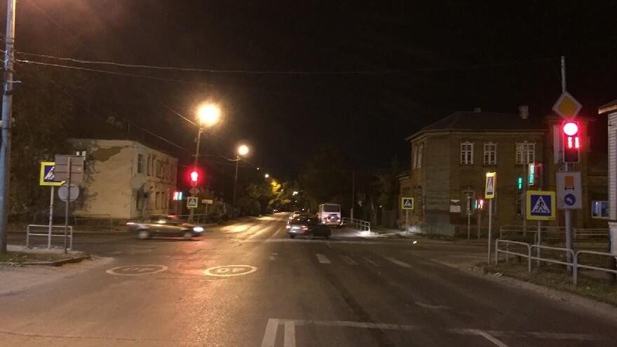 В Сызрани автобус сбил подростка
