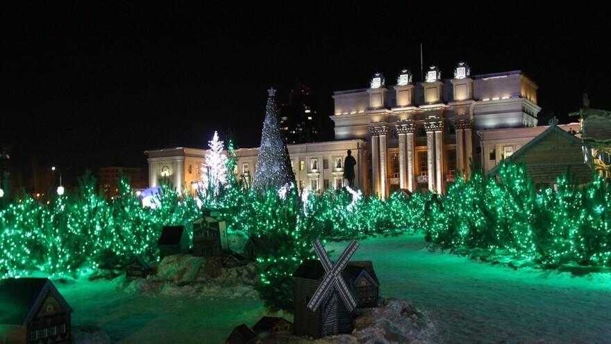 В Самаре откроется обновленная Усадьба Деда Мороза