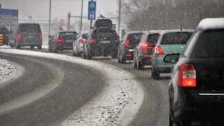 В Самаре предлагают выделить полосы для общественного транспорта посредине Московского шоссе