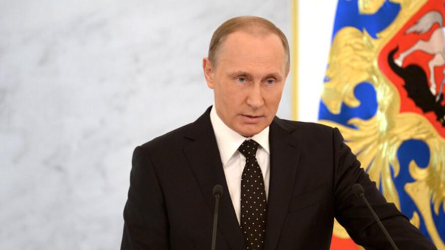 Ежегодное послание президента РФ Владимира Путина Федеральному собранию смотрите сегодня в 13.00