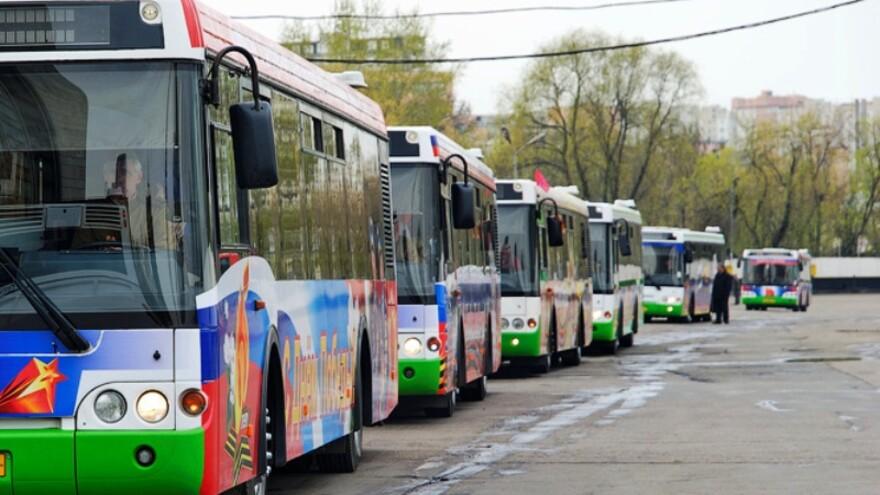 В Самаре пустят дополнительный транспорт на День города