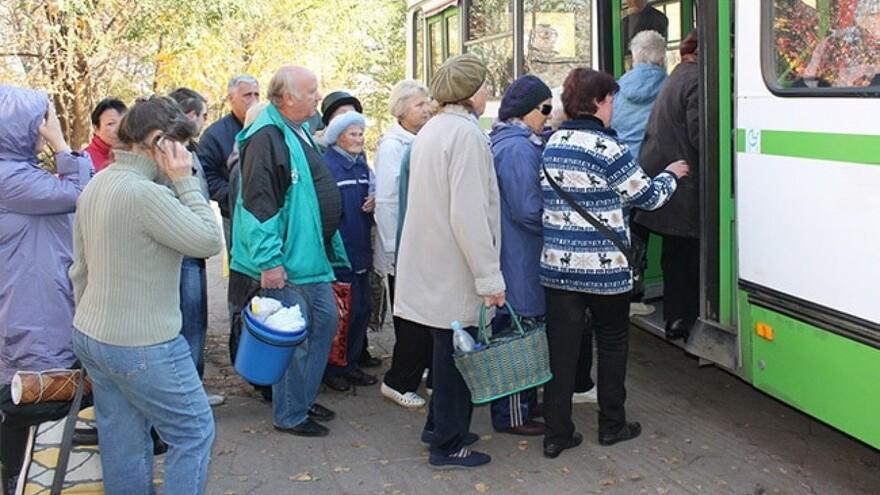 В Самаре изменится расписание дачных автобусов