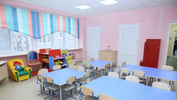 В Самаре открылись дежурные группы в детских садах