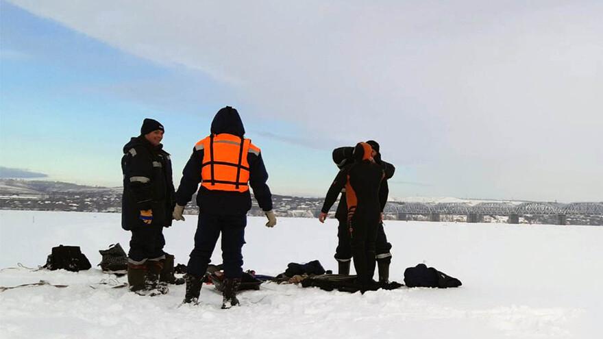 Искали по следам: стали известны подробности гибели рыбака под Сызранью