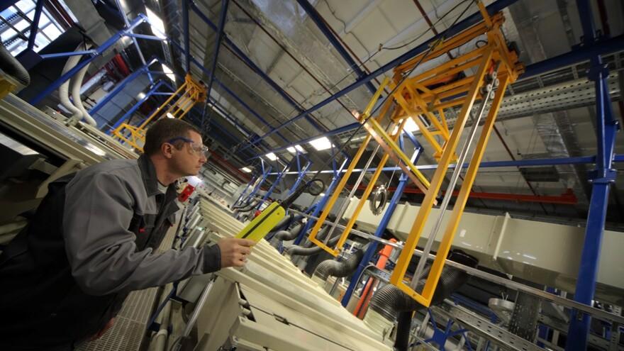 В Самаре на заводе ОДК-Кузнецов открылся новый производственный корпус