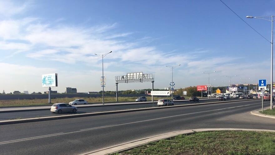 В Самаре закроют дублёр Московского шоссе