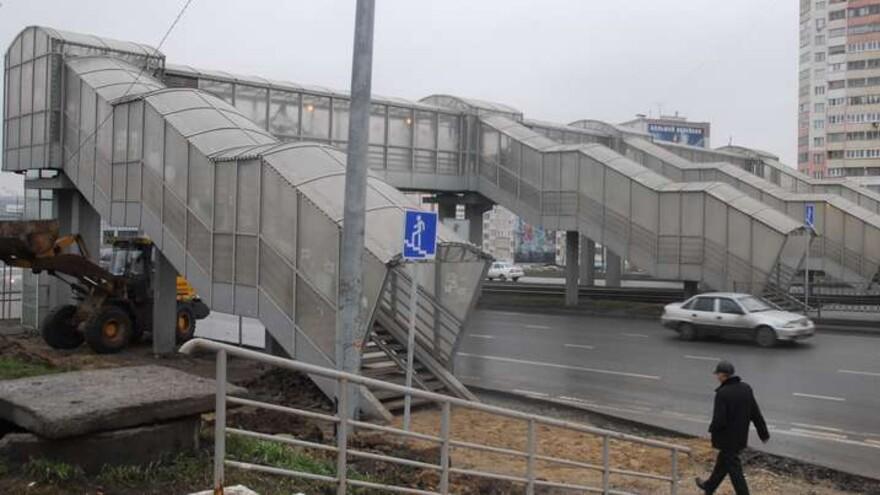 В Самаре появится надземный переход на Московском шоссе
