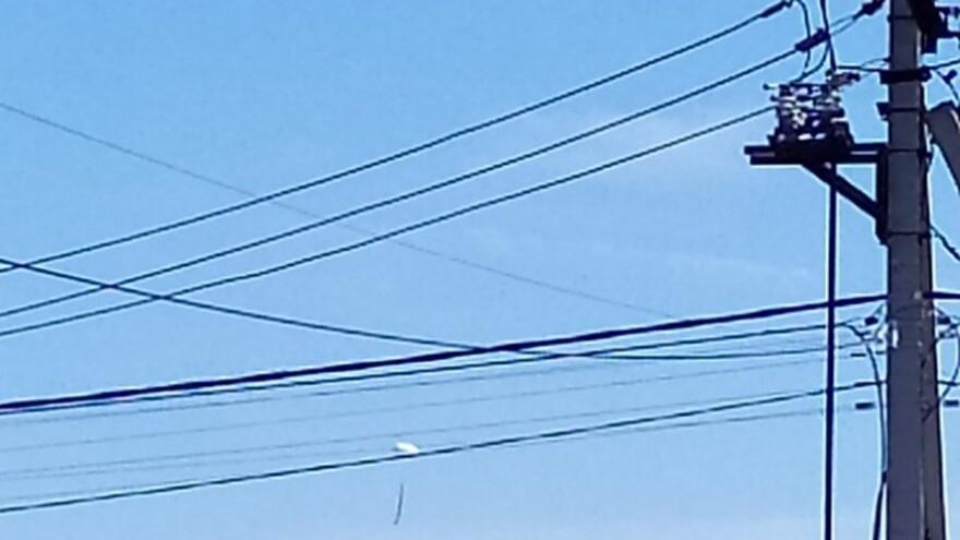 В небе под Тольятти обнаружили парашют без парашютиста