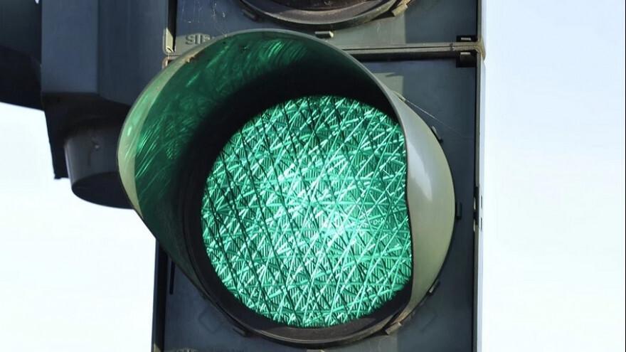 В Самаре скорректируют режим работы светофора у парка Гагарина