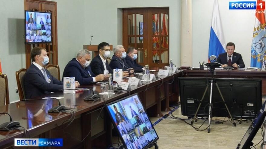 12 ноября исполняется 30 лет Федерации профсоюзов Самарской области