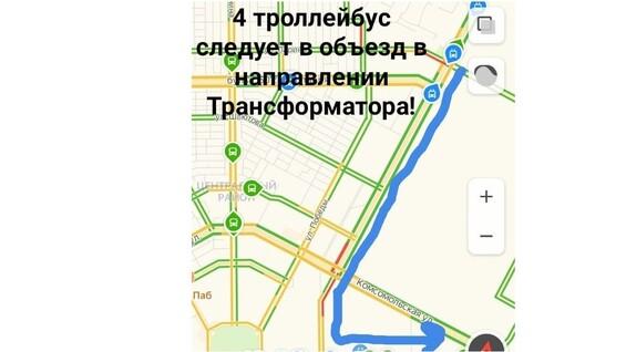В Тольятти ДТП парализовало движение транспорта