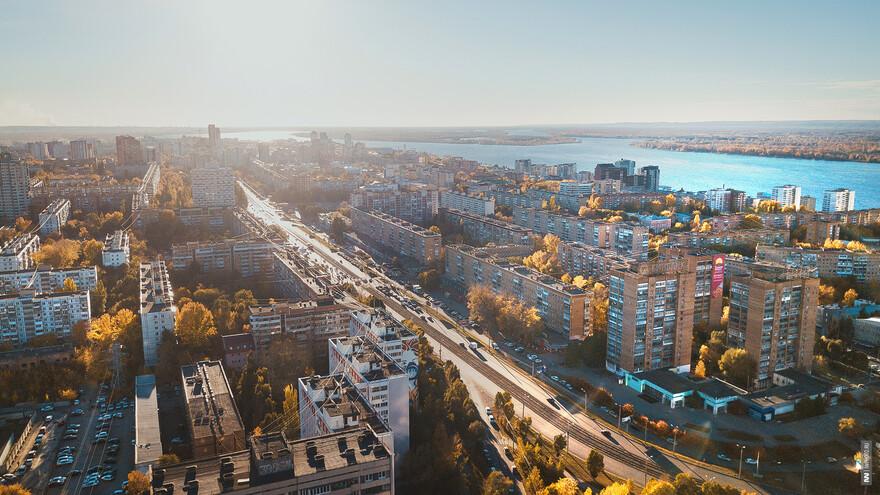 В Самаре улицу Ново-Садовую и проспект Ленина соединит новая дорога