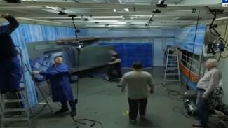 На ГТРК «Самара» заканчивается глобальная реконструкция студии