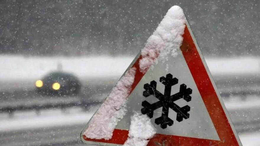 В Самарской области ожидается ухудшение погоды, мокрый снег и гололед