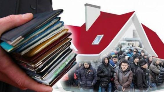 В Тольятти мужчина прописал в квартире 43 мигранта